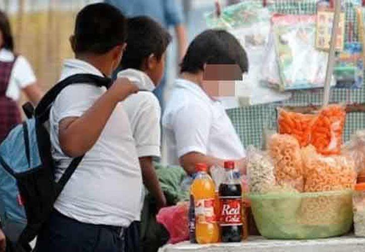 El problema de la obesidad en los niños es que presentan intolerancia a la glucosa. (Redacción/SIPSE)