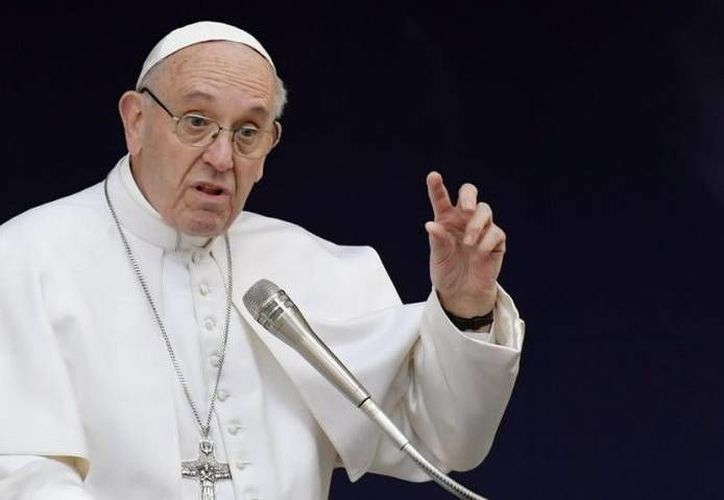 El prelado alcanzó la edad establecida por la ley fundamental de la Iglesia católica. (Foto: AP)