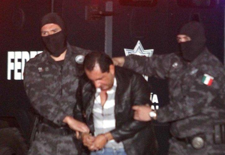 Flavio Gómez Martínez fue detenido en Mérida el pasado 27 de febrero. (Archivo/Notimex)