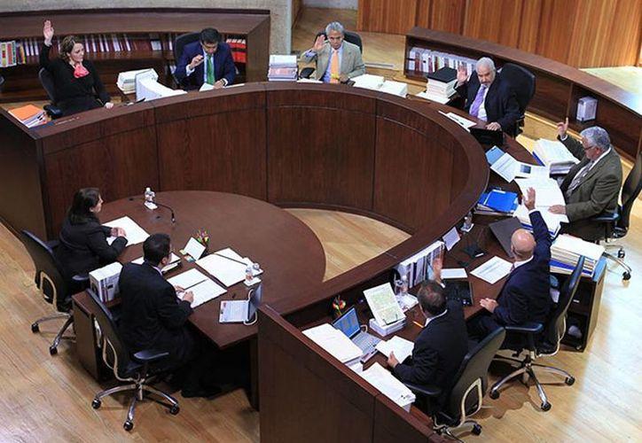 El Consejo de la Judicatura Federal aseguró que ninguno de sus funcionarios bajo investigación por presuntos actos indebidos se sustraerá de la acción de la justicia. (Milenio Novedades)