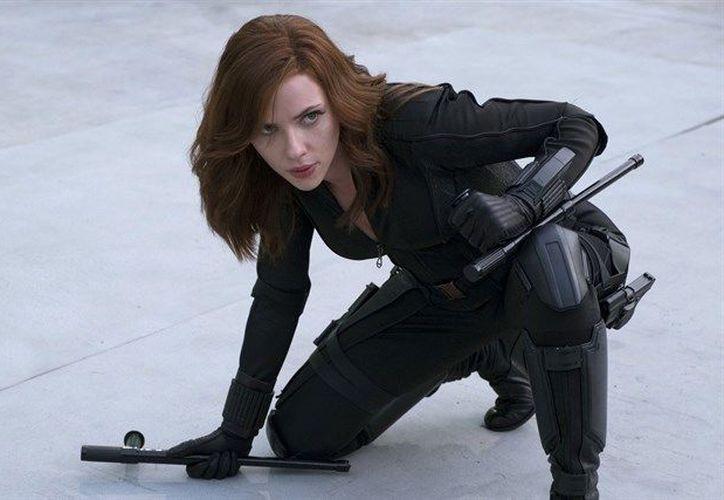Scarlett Johansson ya tenía muchas ideas para la película de su personaje de Marvel. (Foto: Contexto)