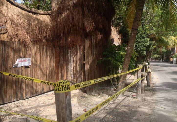 La Profepa ha presentado 10 denuncias penales contra desarrollos turísticos de la Riviera Maya.  (Redacción/SIPSE)