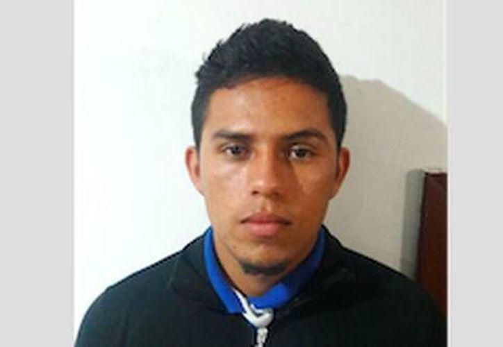 Miguel Saldaña García, alias El Craner, fue detenido este viernes en Cosamaloapan, Veracruz.(ejecentral.com.mx)