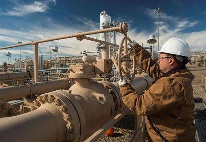 El nuevo gasoducto entre Texas y México transportará hasta 640 millones de pies cúbicos por día de gas natural. (www.thebakken.com)