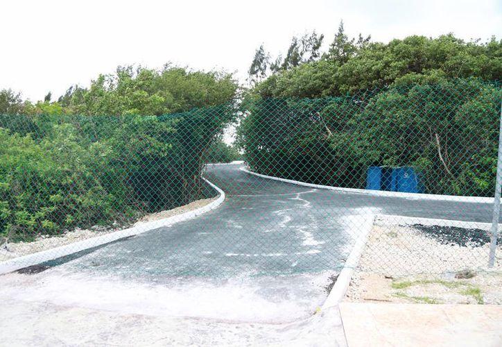 Se invirtieron cerca de cuatro millones de pesos en el proyecto. (Israel Leal/SIPSE)