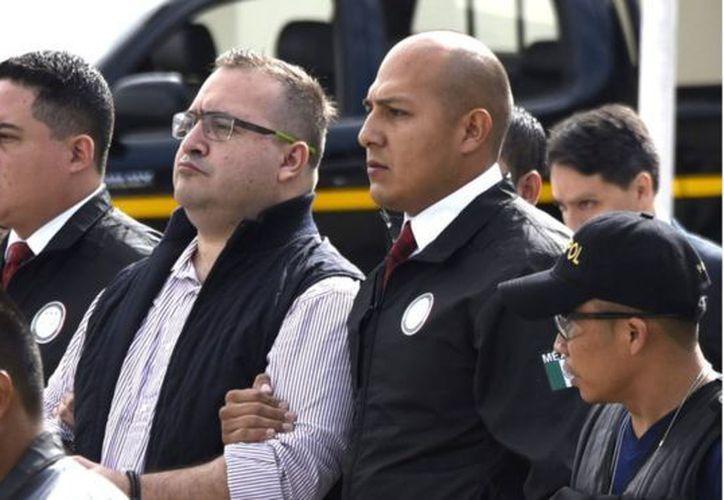 Duarte fue vinculado por los delitos de delincuencia organizada y operaciones con recursos de procedencia ilícita. (Todo Incluido)