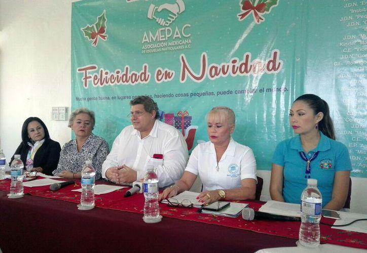 La propuesta es impulsada por la Asociación Mexicana de Escuelas Particulares A. C. (Milenio Novedades)