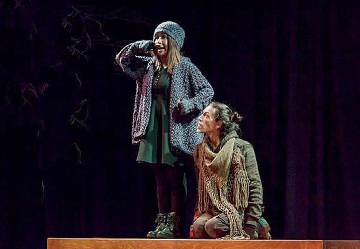 """La obra de teatro """"Lo que queda de nosotros"""" expone la problemática del abandono de perros.  (Redacción/SIPSE)"""