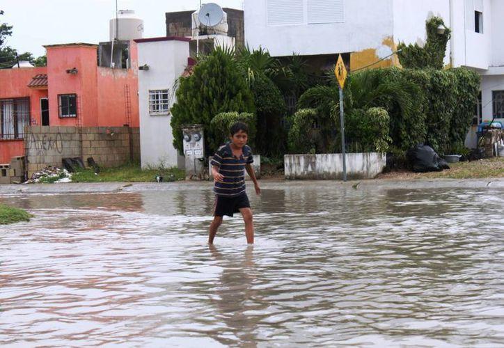 Protección Civil se dice 'listo' para enfrentar la temporada de lluvias. (Daniel Pacheco/SIPSE)