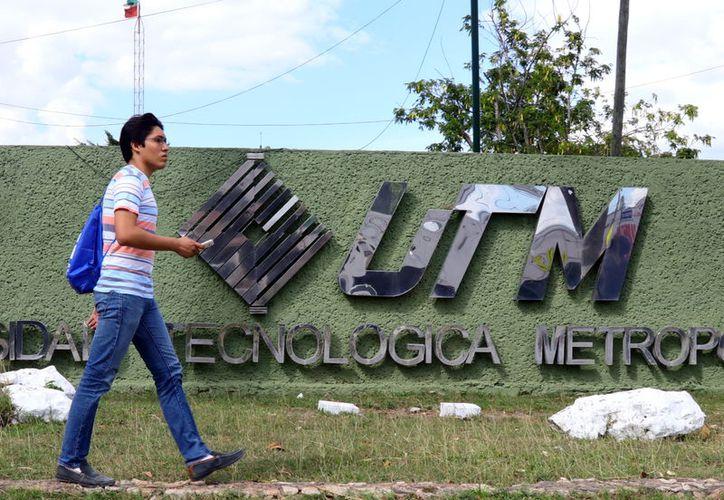 Los alumnos de la UTM son vinculados con otras instituciones educativas. (Foto: MIlenio Novedades)