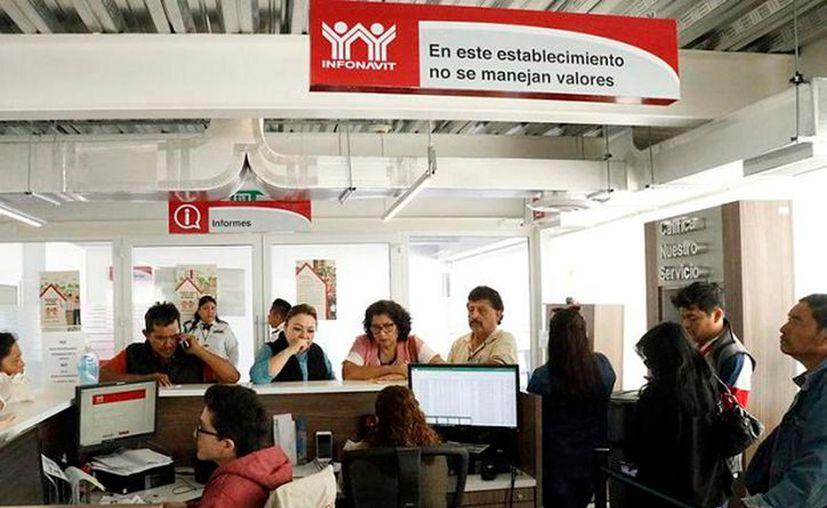 El Infonavit ha apoyado a 5 mil 177 mil yucatecos ante la emergencia sanitaria por Covid-19 con prórrogas y seguro de desempleo. (Archivo/Sipse)