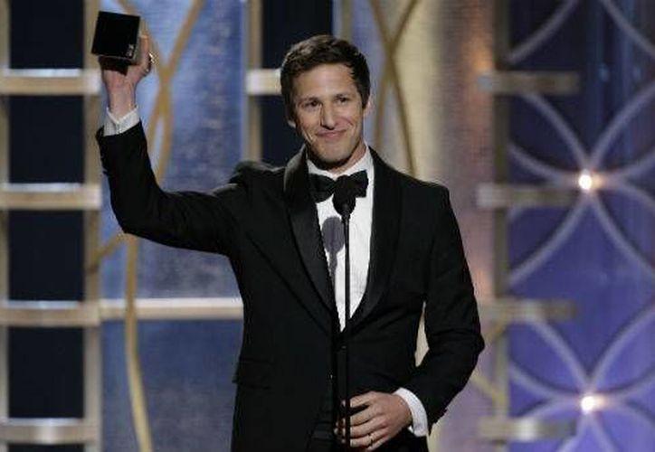 El cómico Andy Samberg será quien amenice la ceremonia de los Premios Emmy, que se realizará este domingo en el Teatro Microsoft de Los Ángeles. (Reuters)