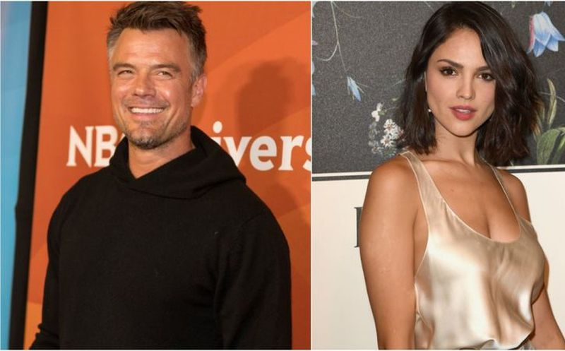 Eiza González está saliendo con Josh Duhamel, el ex de Fergie — REPORTE