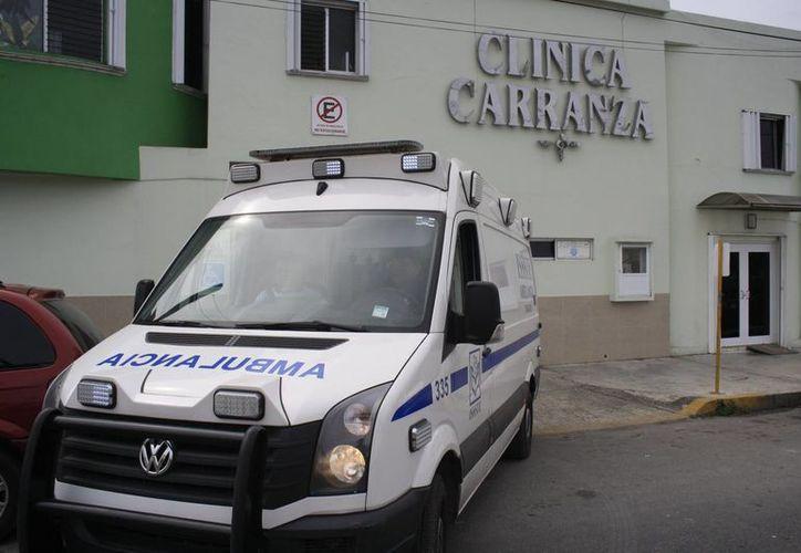 El artista chetumaleño se encuentra internado en la Clínica Carranza; consideran que su estado de salud es delicado. (Redacción/SIPSE)