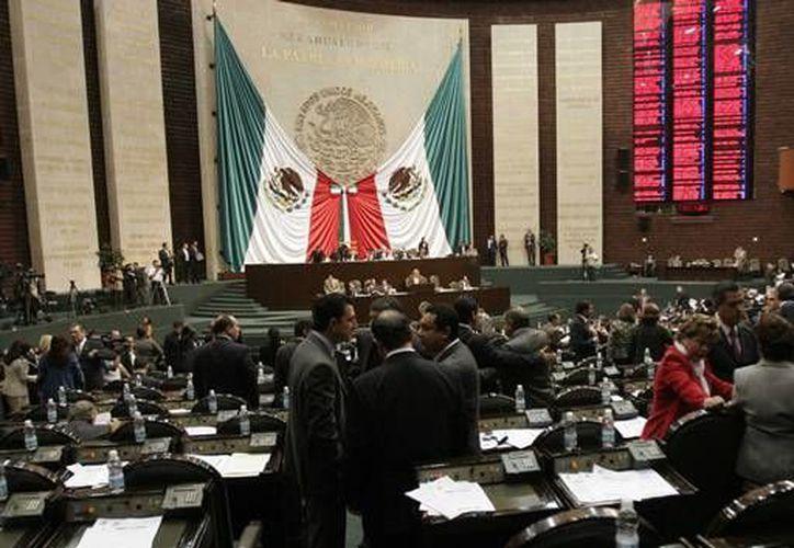 El plazo para aprobar la Ley de Ingresos en la Cámara de Diputados vence el 20 de octubre. (Archivo/Notimex)