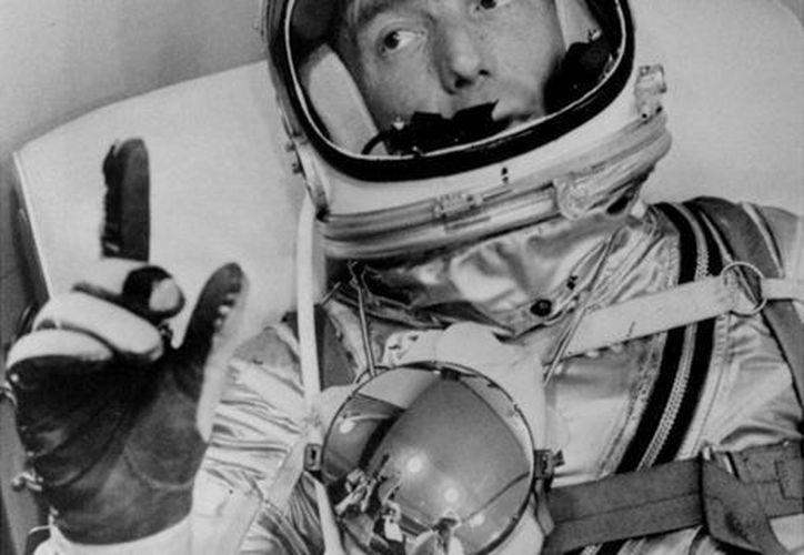 Fuel el 24 de mayo de 1962 cuando el astronauta Scott Carpenter orbitó la Tierra. ( Agencias)