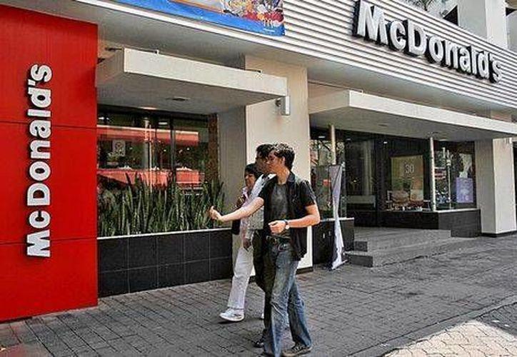 McDonald's enfatizó que se continuará con la campaña de puertas abiertas, para que la gente conozca todos los procesos de la empresa. (Claudia Guadarrama/Milenio)
