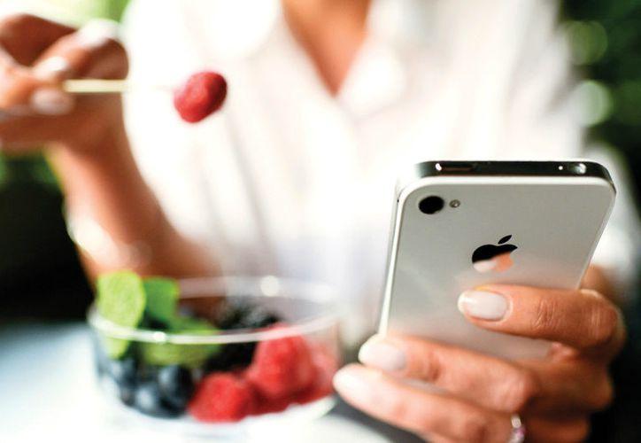 La app ayuda a sus usuarios a complementar su régimen alimenticio con consejos y ejercicios. (Foto: Contexto)