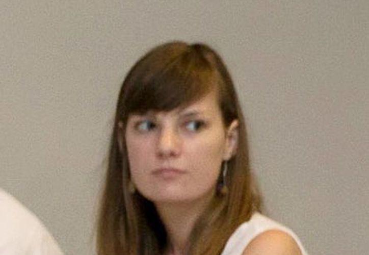 La francesa Julia Labrosse es la nueva coordinadora de la Cooperación de Países de la Loire-Yucatán. (Milenio Novedades)
