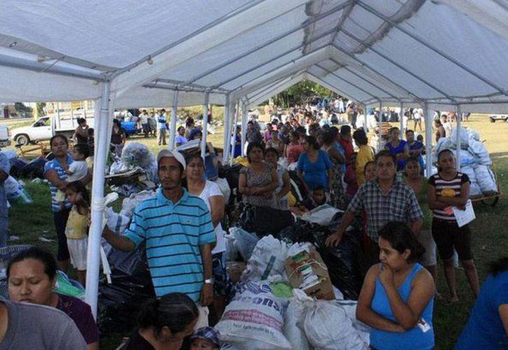 Cancelan programas de apoyo a la ciudadanía. (Jorge Carrillo/SIPSE)