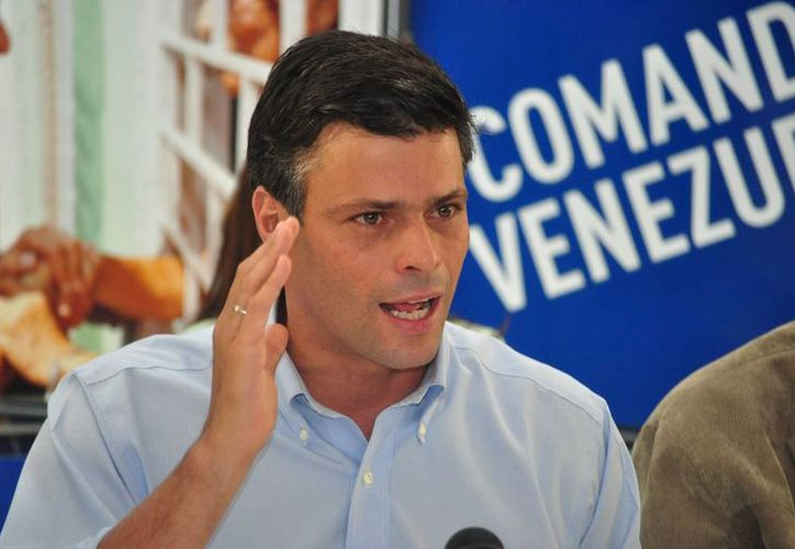 Leopoldo López enfrenta un juicio en el que no se le ha permitido presentar pruebas ni testigos a su favor. (sibci.gob.ve)
