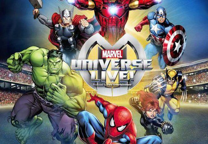 Gracias al acuerdo con Marvel se podrán presentar en escena personajes como Los Vengadores, Capitán América, Hulk, Spiderman, Iron Man y Thor, entre otros. (EFE)