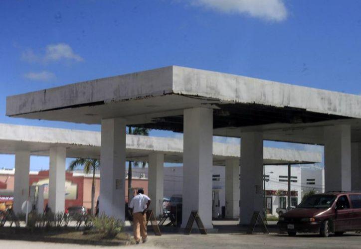 """La apertura del Puente Fronterizo """"Chactemal"""" ha complicado el panorama económico de la comunidad. (Harold Alcocer/SIPSE)"""