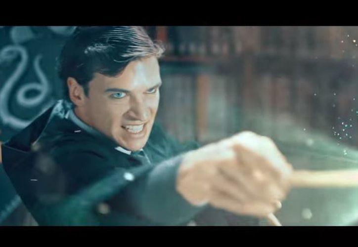 """""""Voldemort: orígenes del heredero"""" se estrenará en enero en YouTube. (Foto: Captura)"""