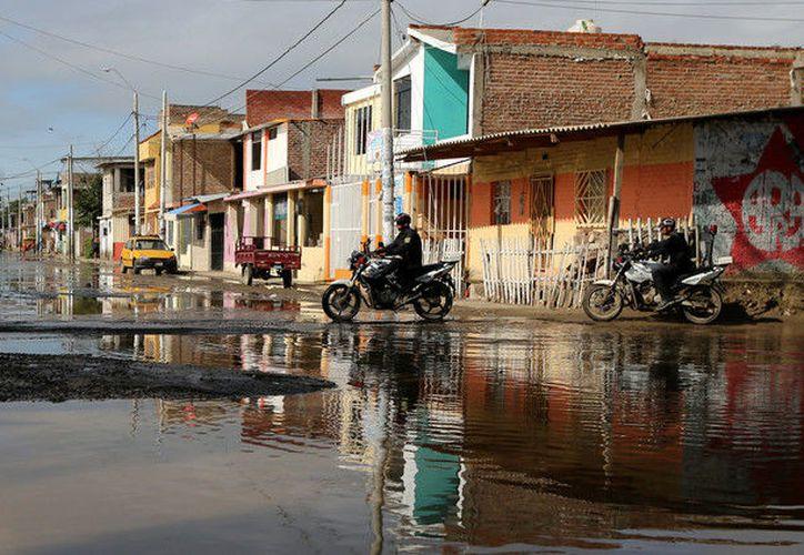 Las inundaciones ayudaron a que los mosquitos que propagan el virus del dengue se reprodujeran. (RT)