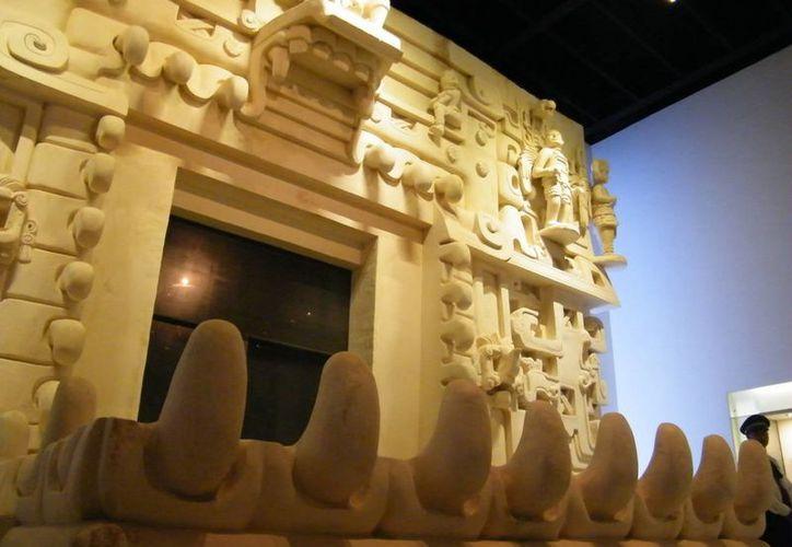 La museografía del Gran Museo del Mundo Maya se lleva el Premio Iberoamericano CIDI-Obra Emblemática de 2013. (SIPSE)