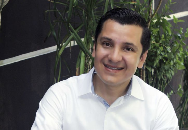 El Dr. Manuel Díaz desea ser postulado por su partido a la Presidencia Municipal de Mérida.