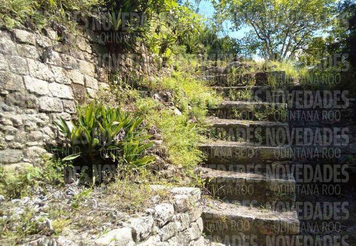 Prevén retomar los trabajos de restauración de la zona arqueológica. (Javier Ortiz/SIPSE)