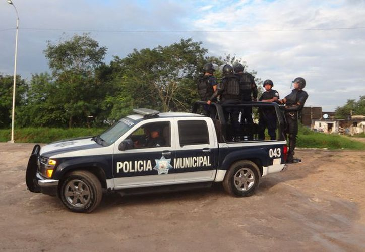 Se sabe que el individuo robó el fin de semana en un hotel, fue captado por una cámara de vigilancia. (Javier Ortiz/SIPSE)