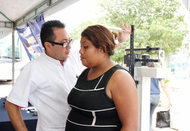 El problema de la obesidad en Mérida abarca a niños y adultos. (SIPSE)