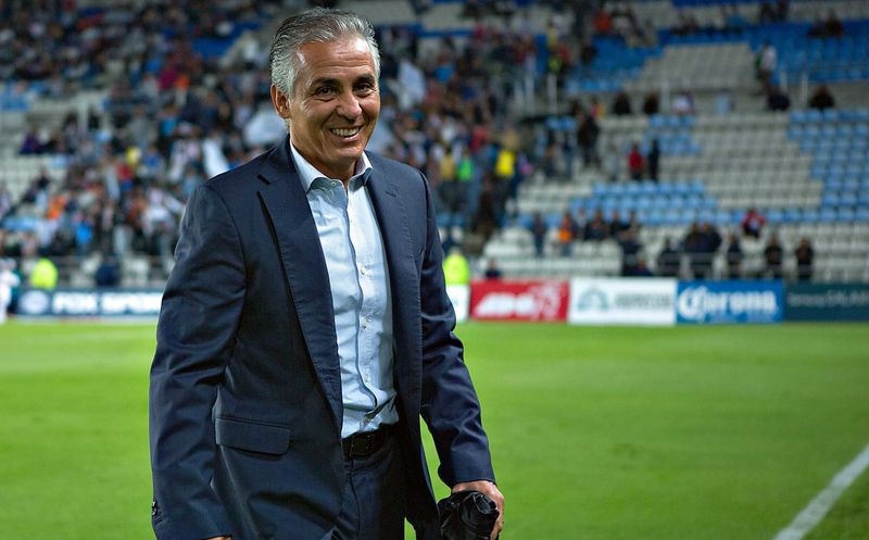Sergio Bueno será entrenador del Atlante para el C2018