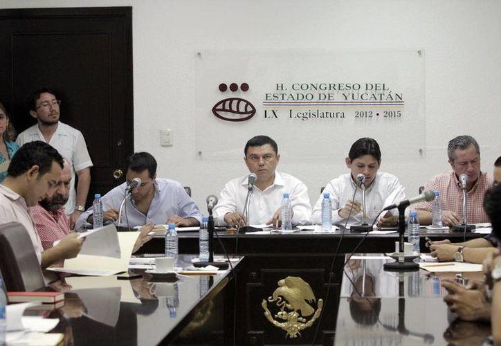 Cinco comisiones legislativas sesionaron ayer. (Milenio Novedades)