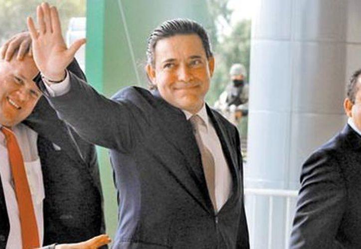 Un juez dictó formal prisión contra el ex gobernador de Tamaulipas, Eugenio Hernández Flores. (Milenio)