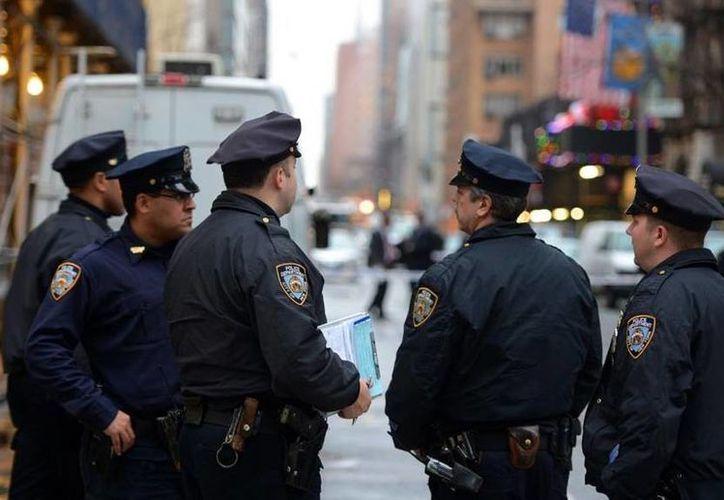 La ciudad de Nueva York podría registrar a partir de ahora menos arrestos de inmigrantes. (Archivo/Agencias)