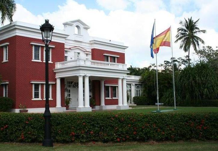 Embajada de España en República Dominicana. (skyscrapercity.com)