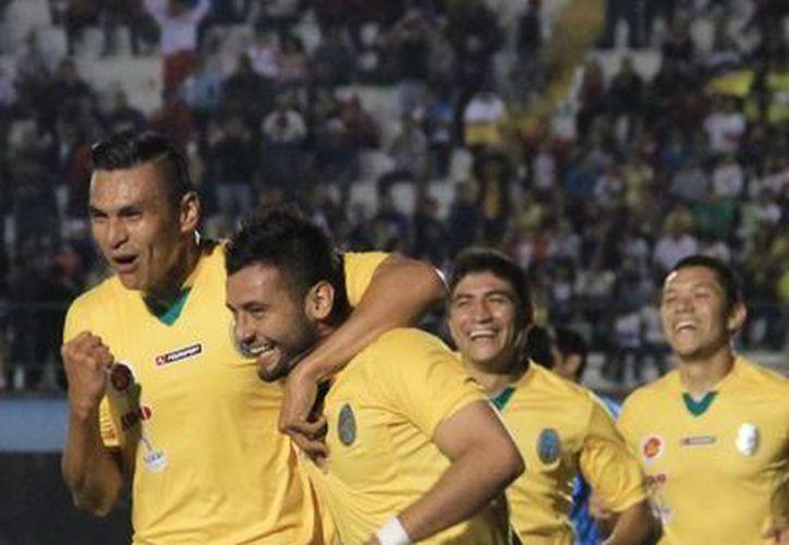 CF Mérida venció 2-1 al San Luis. (Milenio Novedades)