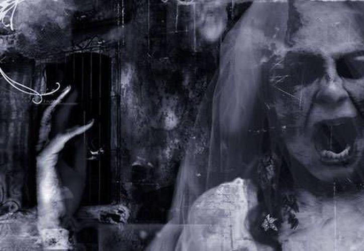 """Al fantasma femenino que aparece en la bodega de Mérida le apodan """"La Llorona"""", por los lamentos que emite. (Jorge Moreno/SIPSE)"""