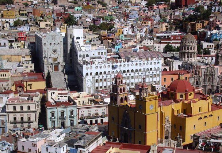 El estado de Guanajuato aumentó su crecimiento económico en un 4 por ciento, indica la organización 'México ¿cómo vamos?'. (Archivo/SIPSE)