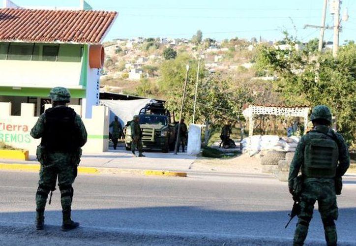 El cuerpo de Jorge Luis Vargas Díaz presentaba al menos tres disparos en la espalda. (Enfoque)