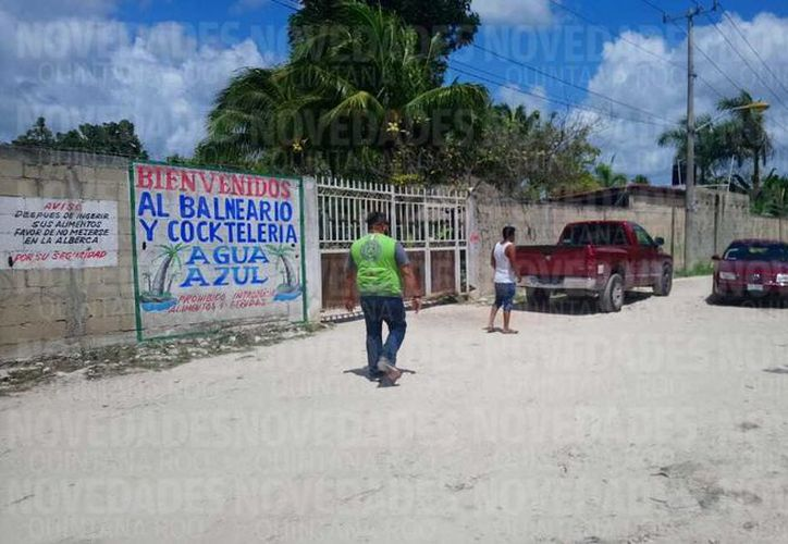 Los hechos ocurrieron en la Región 245. (Eric Galindo/ SIPSE)