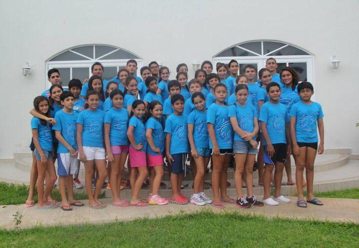 La organización tiene más de 10 años de experiencia y cuenta con más de 40 alumnos. (Raúl Caballero/SIPSE)