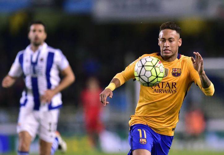 Neymar había declarado que soñaba jugar otros Juegos Olímpicos, para quitarse la  'espinita' de hace cuatro años. (AP)