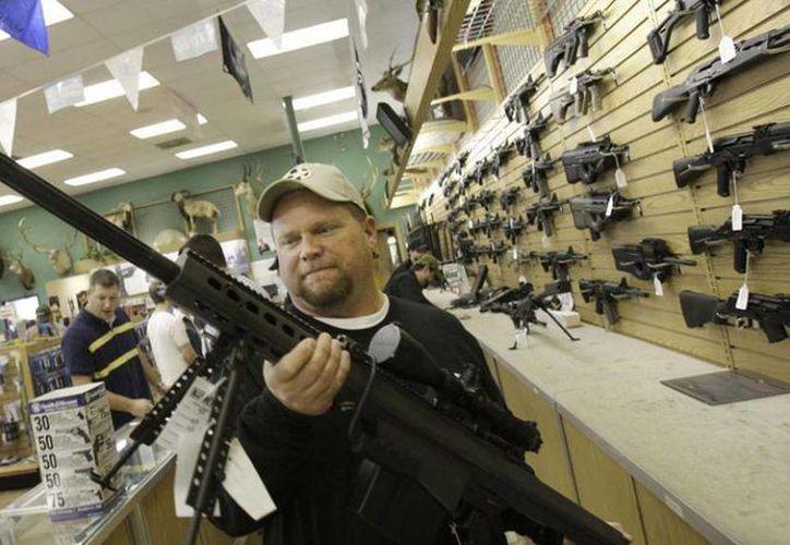 Los 60 cargadores de fusiles AK-47 en la operación encubierta fueron confiscados antes de llegar a México. (Foto de contexto. Archivo SIPSE)