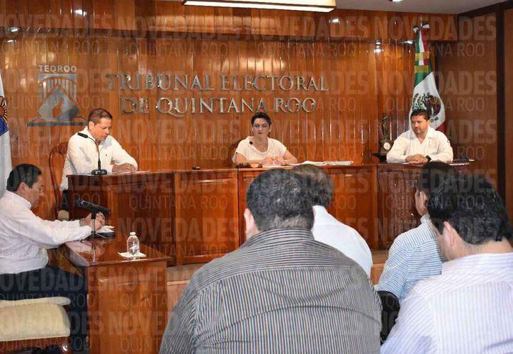 Los magistrados no podrán ser sujetos a responsabilidad política en la entidad. (Joel Zamora/SIPSE)