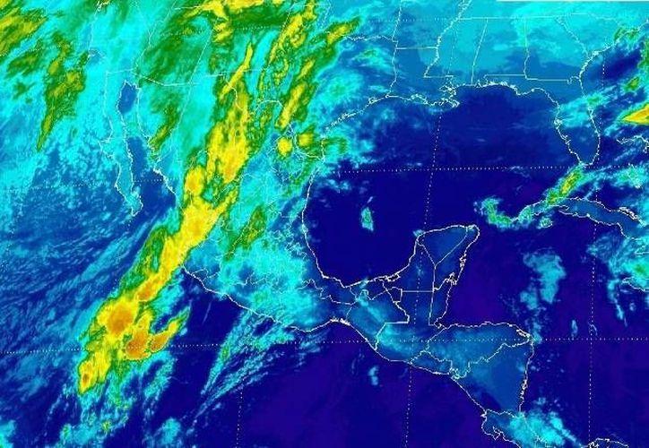 Se prevén lloviznas durante el día de hoy en Quintana Roo. (Conagua)