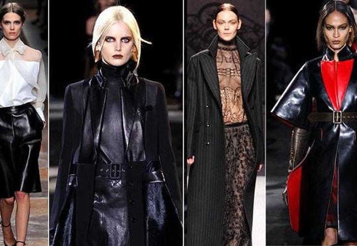 La ropa gótica o vampiresca vive un auge en todo el mundo. (estilosdemoda.com)